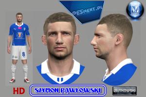 Download Szymon Pawłowski Face by ZIUTKOWSKI