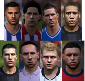 New Super Patch of Faces Vol.12 for FIFA14 by Son-of-God