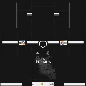 FIFA 14 Real Madrid Third Kit 14/15 Final Version by Bruno