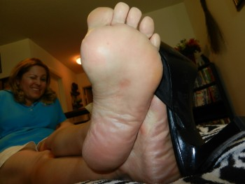 Latina Feet Sex 101