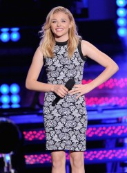 Chloe Grace Moretz - MTVu Fandom Awards at 2014 Comic-Con in San Diego 7/25/14