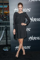 "Barbara Palvin - ""Hercules"" Premiere in Hollywood 7/23/14"