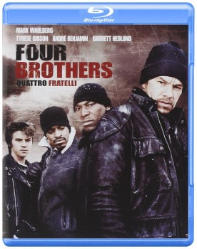 Four Brothers - Quattro fratelli (2005) Full Blu-Ray 33Gb AVC ITA DD 5.1 ENG DTS-HD MA 5.1