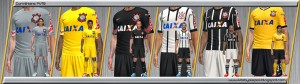 Download PES 2014 Corinthians Kits 2014/15 by Alepes