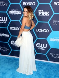 Vanessa Hudgens - Young Hollywood Awards, The Wiltern, Los Angeles 2014 7/27/14