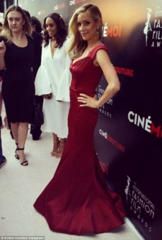 Kristin Cavallari - International Film Fashion Awards in Beverly Hills, California x 4 lq