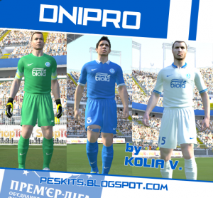 Download Dnipro Kits 14-15 by Kolia V.