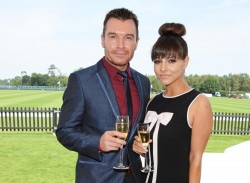Roxanne Pallett Audi International at Guards Polo Club in Egham 26-07-2014
