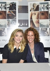Chloe Grace Moretz - 'If I Stay' Fan Meet and Greet in Mclean, Virginia 7/29/14