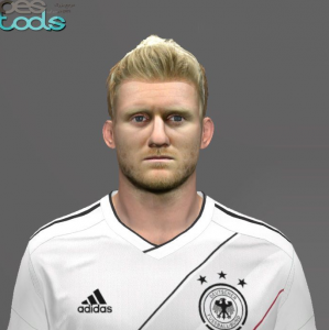 Download André Schürrle Face by Cloner