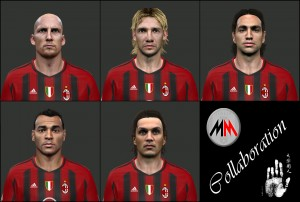 Download Classic Milan Facepack by Mariomilan & So-Yul