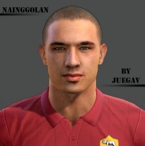 Download PES 2013 Nainggolan Face by juegav