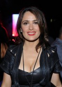 Salma Hayek - D'USSE VIP lounge at the On The Run Tour in Pasadena (8/02/14)