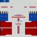 Download Hamburger SV 14-15 Kits by Tunevi