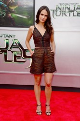 "Jordana Brewster - ""Teenage Mutant Ninja Turtles"" Premiere in Westwood 8/3/14"