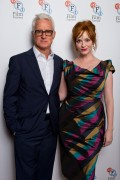 Christina Hendricks - 'God's Pocket' Photo Call in London 8/4/14