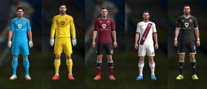 Download PES 2013 FC Nürnberg 2014-2015 Kits by BK-201
