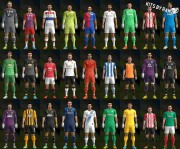 Download PES 2013 Kits Pack The Best Version of Me by Ram'z