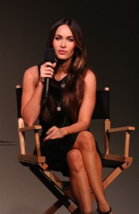 Megan Fox @ interview inside the Apple Soho Store in Manhattan August 05,