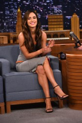 Megan Fox - 'Tonight Show starring Jimmy Fallon' in NYC 8/6/14