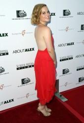 Jane Levy - 'About Alex' Premiere in LA 8/6/14