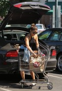 Vanessa Hudgens - Shopping at Whole Foods in Studio City 8/8/14