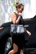 Lea Michele - At Studio in Bel Air - 08/08/2014