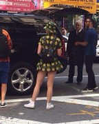Katy Perry - Walking The Streets Of New York - August 9 2014