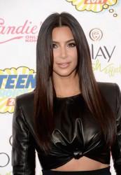 Kim Kardashian - 2014 Teen Choice Awards in LA 8/10/14