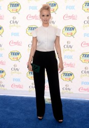Debby Ryan - 2014 Teen Choice Awards in LA 8/10/14