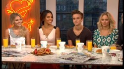 The Saturdays - Sunday Brunch 10th August 2014 576p