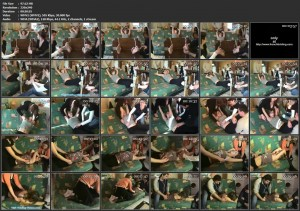FrenchTickling - Margault 1-5FrenchTickling