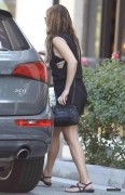 Lea Michele - Out Shopping with Becca Tobin - 08/14/2014