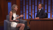Taylor Swift - Late Show with Seth Myers partial interview