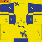 Download PES 2014 AC Chievo Verona 14-15 Kits by Tunevi