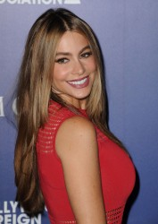 Sofia Vergara – Hollywood Foreign Press Associations Grants Banquet, Beverly Hills Aug.