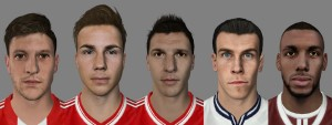 New Super Patch of Faces Nr.16 FIFA14 by Son-of-God