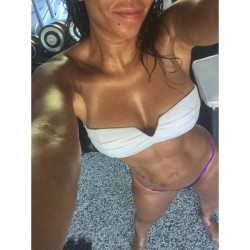"Melanie ""Mel B"" Brown - Hot Instagram Pic - 8/15/14"
