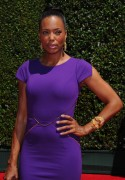 Aisha Tyler - Creative Arts Emmy Awards - August 16, 2014