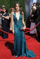 Nikki Reed 2014 Creative Arts Emmy Awards in LA 08-16-2014 (Cleavage)