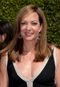 Allison Janney, Creative arts Emmy awards, LA, 16/08/2014