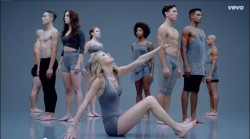 "Taylor Swift - caps + gif from her New Video - ""SHAKE IT OFF"" - Video Added!"
