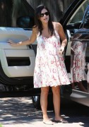 Rachel Bilson - Visiting her family in LA 8/17/14