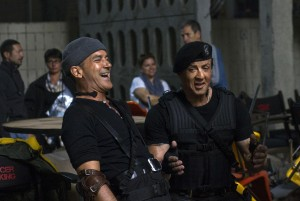 Неудержимые 3 / The Expendables 3 (Сильвестр Сталлоне, Джейсон Стейтем, Дольф Лундгрен, Дольф Лундгрен, Мел Гибсон, Харрисон Форд, Арнольд Шварценеггер, 2014) 53cb59345944659