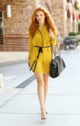 Bella Thorne - Out in LA 8/19/14