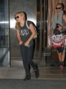 Chloe Moretz walking out of her hotel around five in the morning in NYC August 19-2014 x9