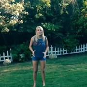 Emily Osment - ALS Ice Bucket Challenge