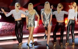 Helene Fischer, Rhea Harder, Jennifer Lawrence (Wallpaper) 5x