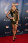 Heidi Klum @ America's got Talent Post Show in NY | August 20 | 121 pics