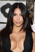 Kim Kardashian attends Cassandra Huysentruyt Grey Hosts Artist In Residence August 20-2014 x15
